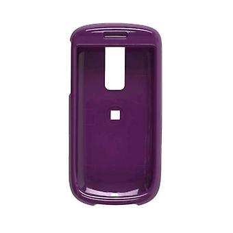 Pack 5 - broche de presión-funda para HTC myTouch 3G - púrpura