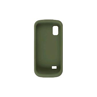 Wireless Solutions Silicon Gel Case for Samsung Solstice SGH-A887 (Army Green)