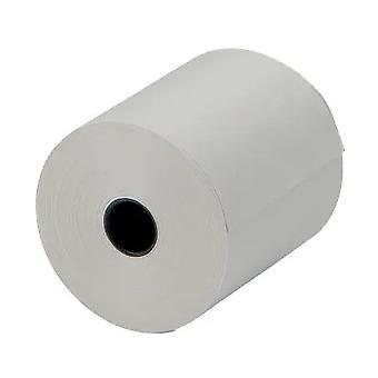 58mm x 55mm Thermal Till Rolls / Receipt Rolls / Cash Register Rolls - Box of 20 Rolls