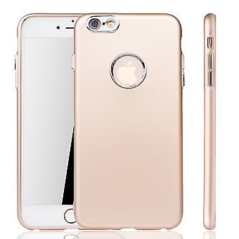 Apple iPhone 6 / 6s case - mobiele telefoon geval voor Apple iPhone 6 / 6 s - mobiele zaak in goud