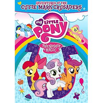 My Little Pony Friendship Is Magic: Adventures of [DVD] USA import