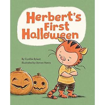 Herbert ensimmäinen Halloween jonka Cynthia Rylant - 9781452125336 kirja