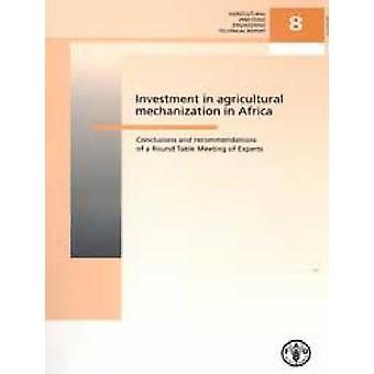 Investeringen in landbouw mechanisatie in Afrika - conclusies en