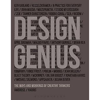 Ontwerp Genius - de manieren en de werking van creatieve denkers door Gavin Am