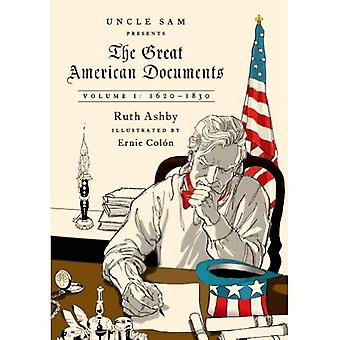 Great American Documents: Volume 1, The (The Great American Documents)