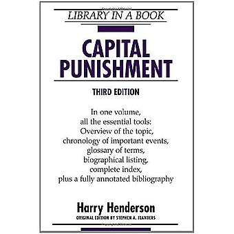 Dödsstraff (bibliotek i en bok)