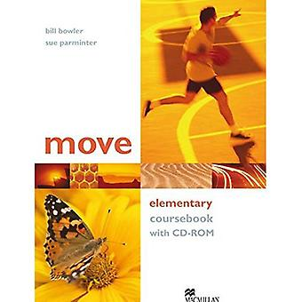 Move Elementary: Coursebook with CD-ROM