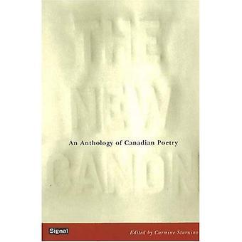Nieuwe Canon: An Anthology of Canadian poëzie
