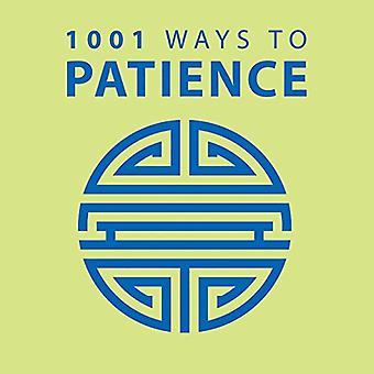 1001 sätt att tålamod