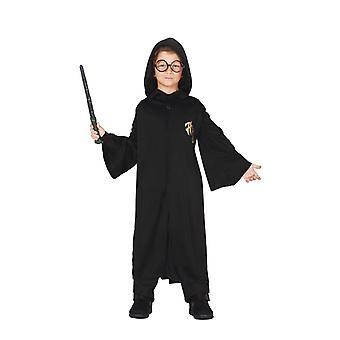 Childrens troldmandens lærling Fancy kjole kostume