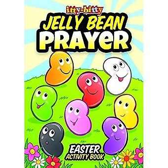 Ittybitty Activity Book - Jelly Bean Prayer: 6-Pack Ittybitty Activity Books