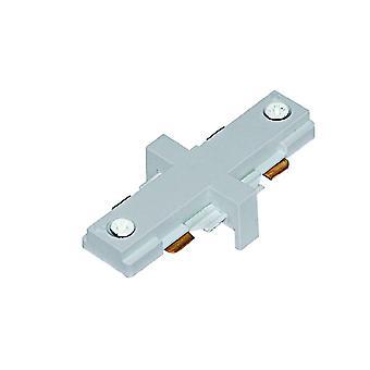 Plek en Track zilver twee richtingen Connector - zoeklicht 1801SI