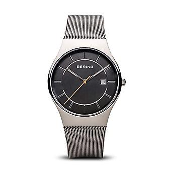 BERING Analog quartz men with stainless steel strap 11938-007