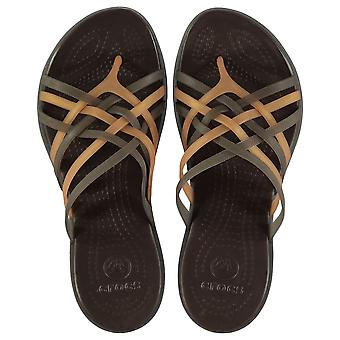 Crocs dame Huarache damer Flip Flops