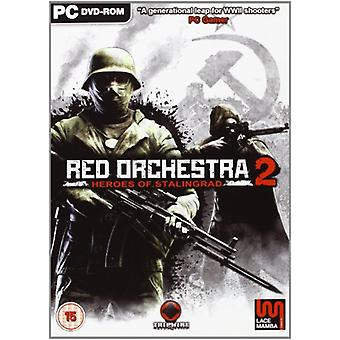 Red Orchestra 2 Heroes of Stalingrad (PC DVD) - Factory Sealed
