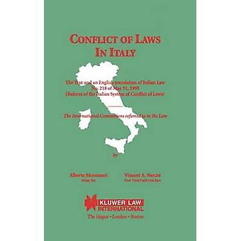 Conflicts Of Laws In Italy by Montanari