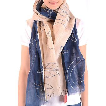 Altea Ezbc048123 Women's Blue Linen Scarf