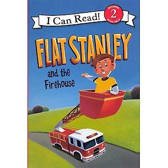 Flat Stanley e o corpo de bombeiros