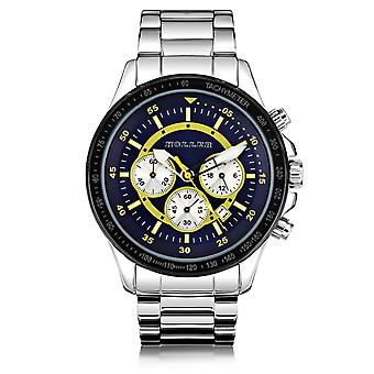 Holler Invictus Blue & Yellow Watch HLW2193-5
