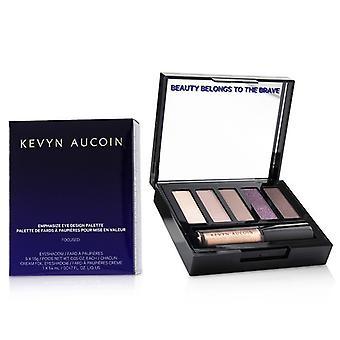 Kevyn Aucoin Emphasize Eye Design Palette - # As Seen In 1pc