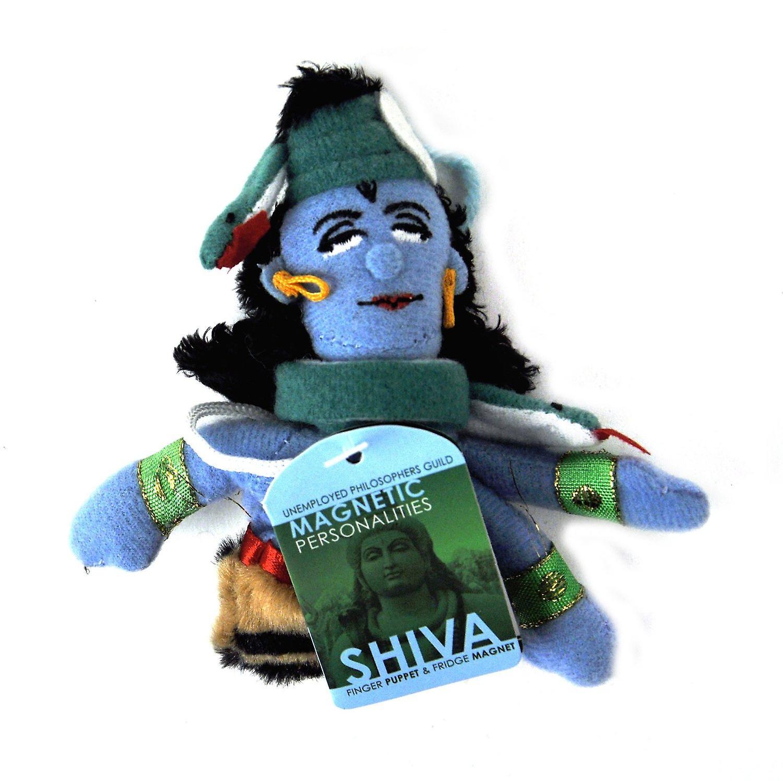Títeres de dedo - UPG - Shiva Soft Doll Toys Gifts Licensed New 0924