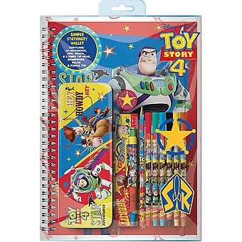 Toy Story 4 Boys Bumper 12pc Papeterie Portefeuille