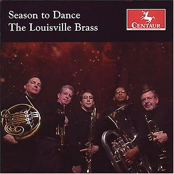 Louisville Brass - Season to Dance [CD] USA import