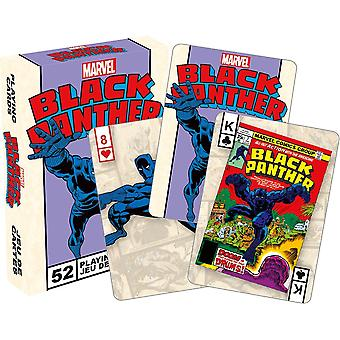 Playing Card - Marvel - Black Panther Retro Poker 52532