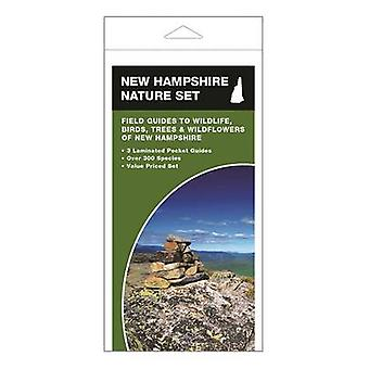 New Hampshire Nature Set - Field Guides to Wildlife - Birds - Trees &