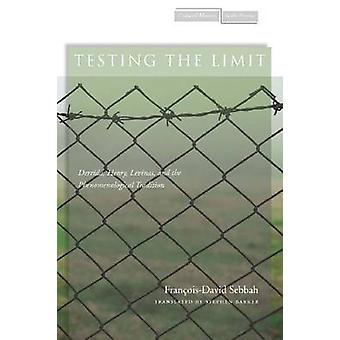 Testing the Limit - Derrida - Henry - Levinas and the Phenomenological