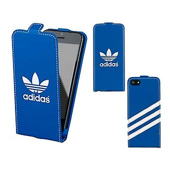 Cover for mobile with hull Galaxy S4 mini adidas blue