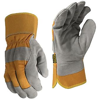 Stanley Mens SY780L Insulated Durable Winter Rigger Gloves