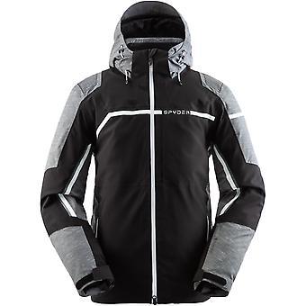 Spyder TITAN Men ' s Gore-Tex Primaloft jacheta de schi-negru