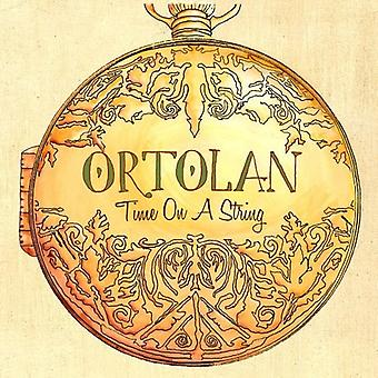 Ortolan - Time on a String [CD] USA import