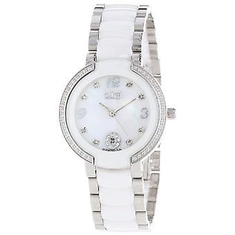 Burgi Clock Woman Ref. BUR072WT, LABOUR