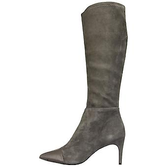 Charles David Womens PARISH Fabric Pointed Toe Knee High Fashion Boots