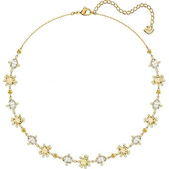 Necklace and pendant Swarovski 5460987 - necklace and pendant Dor crystals Eclatants woman