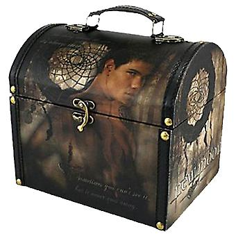 Crepúsculo Nueva Luna Vintage Carrying Case Jacob & Dreamcatcher