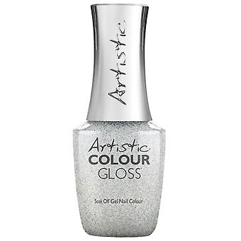Artistic Colour Gloss Gel Nail Polish Collection - Dazzled (03031) 15ml