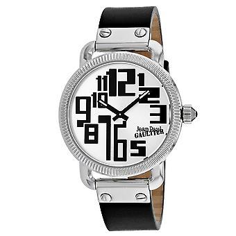 Jean Paul Gaultier Men's Index Silver Dial Watch - 8504405