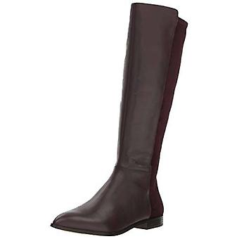 Nine West Womens Owenford Pointed Toe Knee High Riding Boots