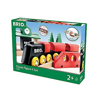 Brio Classic Railway - Figure 8 Set Toy