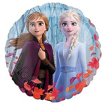Frozen 2 Circle Balloon