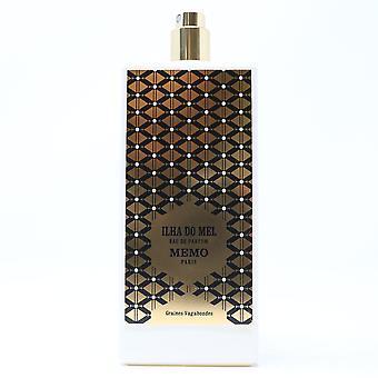 Memo Paris Ilha Do Mel Eau De Parfum Spray 2.5oz/75ml New Withoutbox