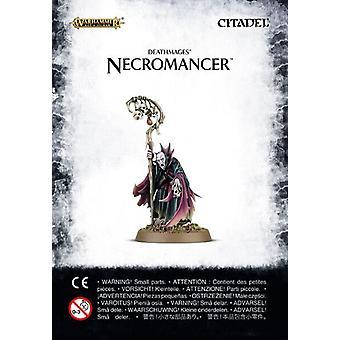 Taller de Juegos - Warhammer Age of Sigmar - Deathmages Necromancer