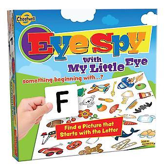 Cheatwell Spiele Eye Spy mit meinem kleinen Auge Brettspiel