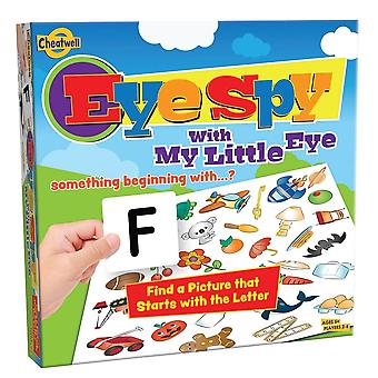 Cheatwell Games Eye Spy With My Little Eye Board Game***