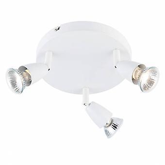 3 Luz ajustable proyector brillo blanco