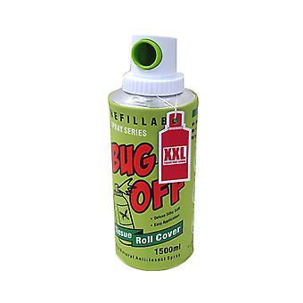 Bug Off Toilet Roll Holder & Dispenser