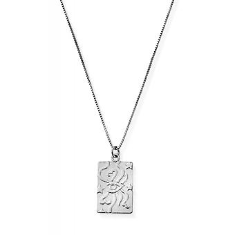 ChloBo Silver Divine Guidance Necklace